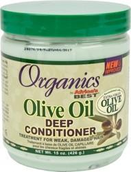 Africa's Best Organics Olive Revitalisant en Profondeur 15 oz
