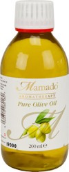 Mamado 100% Huile d'Olive Pure 200 ml.