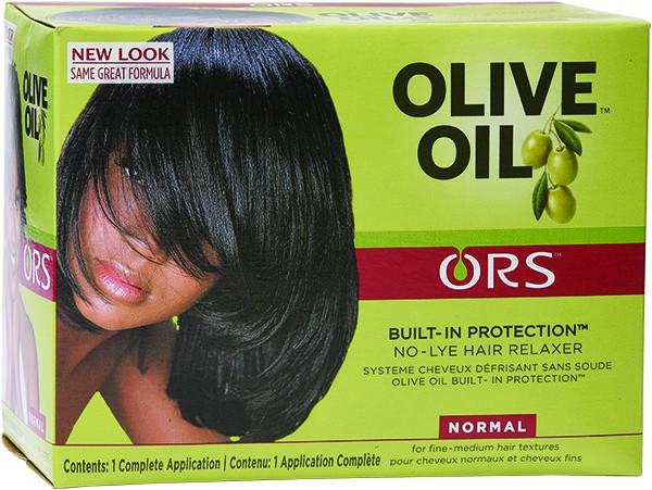 ORS Coffret Huile Relaxante Huile d'Olive Ordinaire