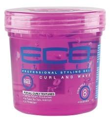 Eco Gel Coiffant Rose 16 oz