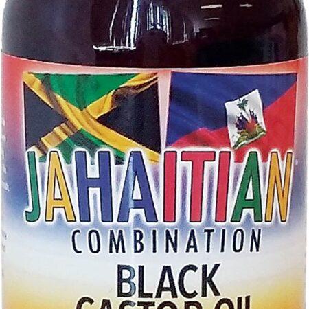 Jahaitian Huile de Ricin Noir & Noix de Coco 118 ml.